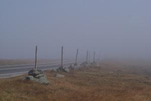 The Mt. Washington Auto Road.