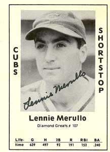 lennie_merullo_autograph