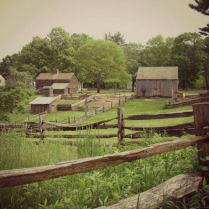 Olde Sturbridge Village...how quiant can you get?