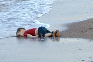 Aylan Kurdi 3 Years Old