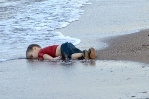 Aylan Kurdi 3 Years Old