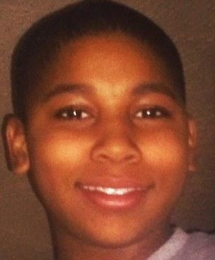 Tamir. Just a little boy.