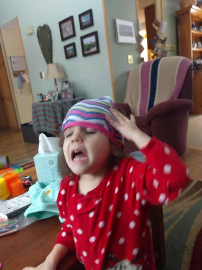Ellie pants head