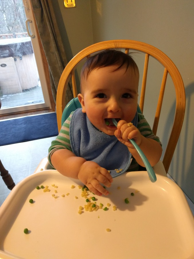 johnny's first pastina
