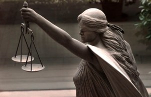 Image result for bronze statue justice